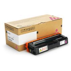 407718 Toner Originale Magenta per Ricoh SPC252DN-SF / SPC252E Capacità 6000 Pagine