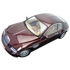 Aa50922 Bugatti Eb 118 Red Met. 1:43 Modellino