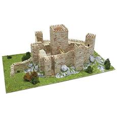 Ads1013 Castello Di Guamaraes Pcs 5400 Kit 1:185 Modellino