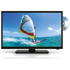 "TV LED HD Ready 24"" 28003021 Alimentazione 12V"