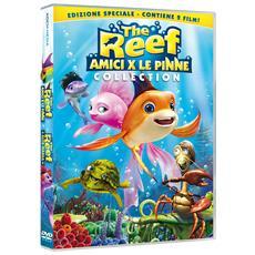 DVD REEF (THE) -AMICI X LE P. + ALTA MAREA