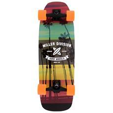 "Surfskate 31.5"" Kirra S01ss0000 Skateboard Tipo Surfskate Completo - Componenti Di Alta Qualità"