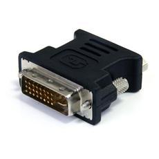 Adattatore cavo DVI a VGA - Colore Nero - M / F