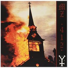 Mz. 412 - Burning The Temple Of God - Coloured