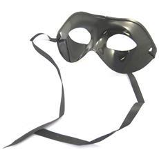 maschera creatore 'bal masqué' nero - [ n6186]