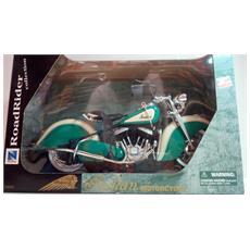 Roadrider Collection Indian Motorcycle 1:6 - Verde