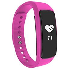 -mobile Fit Band Wristband Activity Tracker 0.96 Oled Senza Fili Ip67 Nero F-bandbp