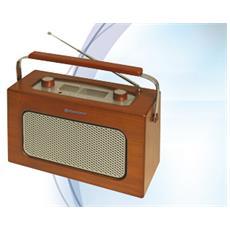 TRA-1958N, Portatile, Analogico, FM, MW, 2,4W, 3.5 mm, 25,5 cm