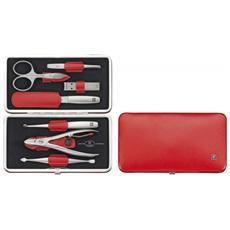 97093-002-0 Set Manicure Colore Rosso