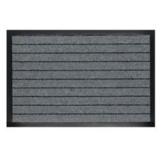 zerbino asciugapassi alaska 60x90cm grigio velcoc