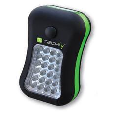 ITC-LED WL5 - Lampada 24 + 4 LED con Gancio e Magnete