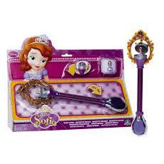 Principessa Sofia, Bacchetta Magica con Mini Personaggio