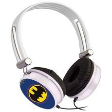 Cuffie Audio Batman con Microfono