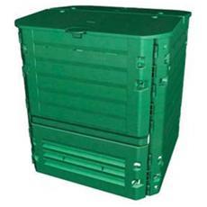 Compostiera da giardino 400 lt