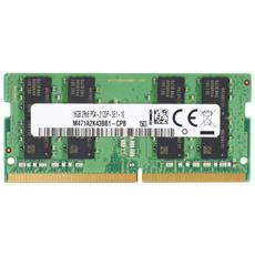 Memoria Dimm RAM 16 GB (1x16 GB) DDR4-2400 ECC Reg HP