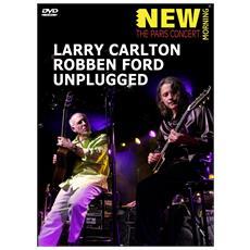 Larry Carlton / Robben Ford - Unplugged