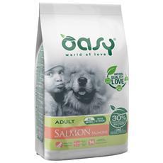 Cibo per cani Monoproteico Adult Salmone 12 Kg