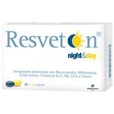 Resveton Night&day 60 Cps