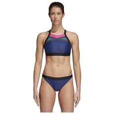 Bw Bik Cb Nobind / black Bikini Donna Taglia 42