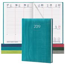 Agenda 2020 17x24 Cm Settimanale Pastel E Classic - 8 Colori Assortiti F03082