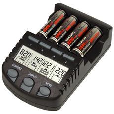 BC 700 Interno Nero carica batterie