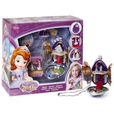 Principessa Sofia Amuleto con Mini Personaggi