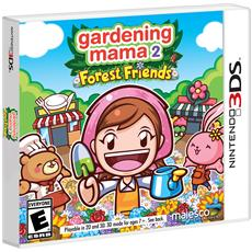 N3DS - Gardening Mama: Forest Friends