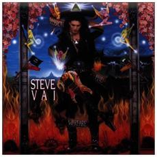 Cd Vai Steve - Passion & Warfare
