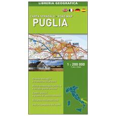 Puglia 1:200.000