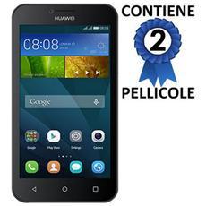 Pellicola Proteggi Display Per Huawei Y5 - Y560 Confezione 2 Pezzi