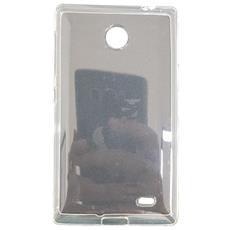 Silicone Case Nokia X / A110 Trasparente