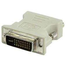 CMP-ADAP21, DVI-I, VGA D-Sub, Maschio / femmina, Bianco, 7 cm, 1,5 cm