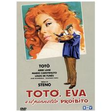 Dvd Toto', Eva E Il Pennello Proibito