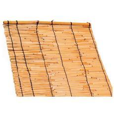 Arelle ombreggianti in canne bamboo 100 x 500 confezione 5Pz