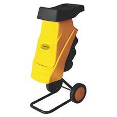 Biotrituratore Elettrico 2400 Watt Trita Legno Max Cm 4