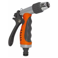 Pistola per tubo in metallo impunatura antiscivolo getto regolabile