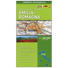 Emilia-Romagna 1:200.000