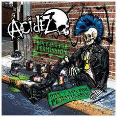 Acidez - Don't Ask For Permission (Random Black, Yellow And Blue Vinyl)
