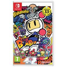 Switch - Super Bomberman R
