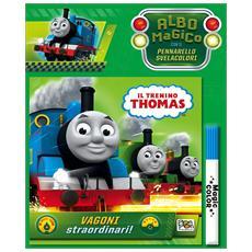 Trenino Thomas (Il) - Albo Magico Vagoni Straordinari
