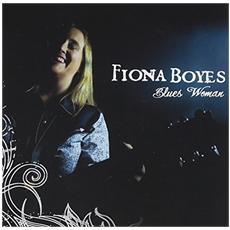 Fiona Boyes - Blues Woman