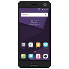 "Blade V8 Nero 16 GB 4G / LTE Dual Sim Display 5"" HD Slot Micro SD Fotocamera 13 Mpx Android Europa"