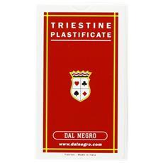 10034 - Triestine Carte Da Gioco Regionali, Astuccio Rosso