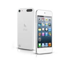 Cover ultrasottileper iPod Touch 5, Trasparente Bianco