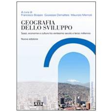 Geografia dello sviluppo. Spazi, economie e culture tra ventesimo secolo e terzo millennio