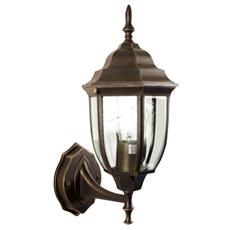 Lanterna in alluminio per esterno con braccio conf. 6 Pz da giardino