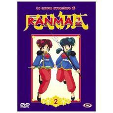 Dvd Ranma 1/2 - Le Nuove Avventure #02
