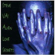 Cd Vai Steve - Alien Love Secrets
