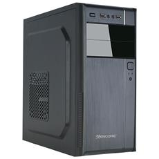 Case EN-ATX-201 Middle Tower ATX Colore nero