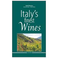 Italy's finest wines